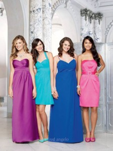 Bridesmaids by Alfred Angelo 1